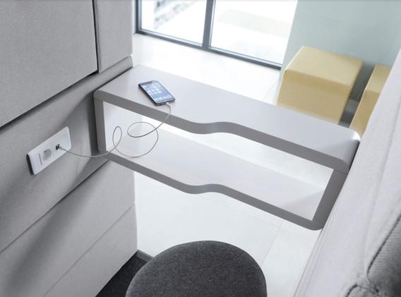 Hushphone Interior 3