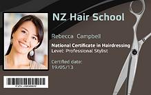 Membership Card, Identification, Certification, Barcode