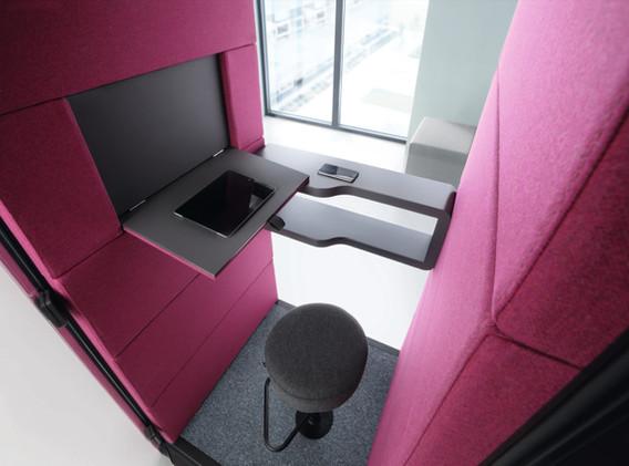 Hushphone Interior 1