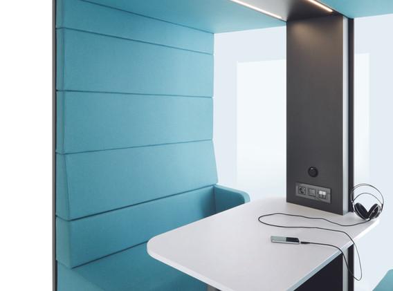 Hushmeet Open Interior