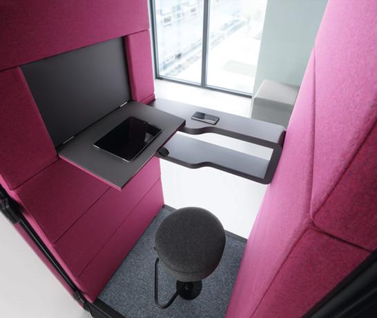 Hushphone Interior 2