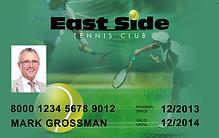 Membership Card, Sports Card