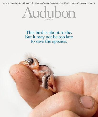 Audubon Magazine Fall 2017