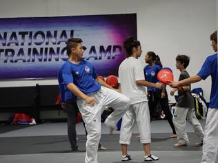 National Team Fundraiser