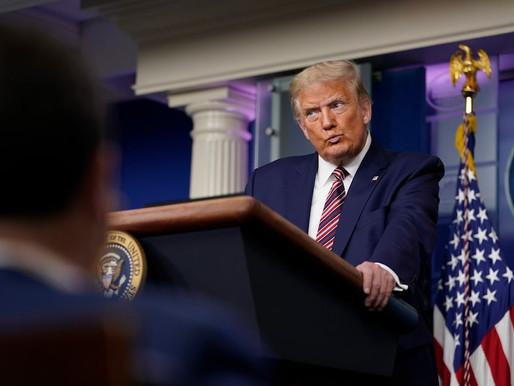 """Góc nhìn: Một là Trump gian lận thuế. Hai là ông ta là doanh nhân """"dỏm"""" nhất thế giới."""