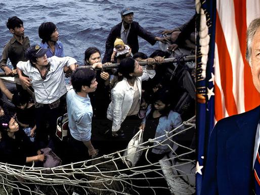 Tổng Thống Jimmy Carter và Người Việt tị nạn
