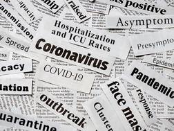 Phân biệt ý nghĩa của các thuật ngữ liên quan đến COVID-19