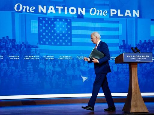 Quan điểm: Không ai thấy rằng 'làn sóng xanh' của Biden đã ập đến sao?