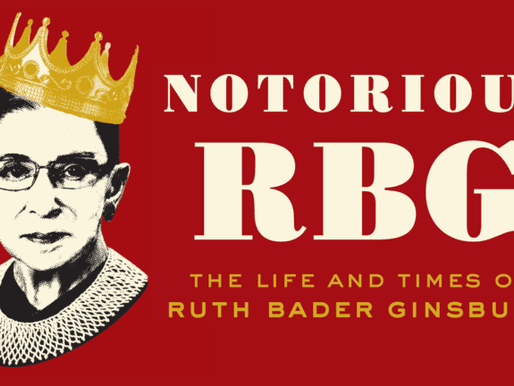 EXCLUSIVE: RBG muôn năm!