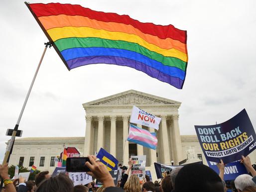 Cộng đồng LGBT không được bảo vệ hợp pháp chống lại sự phân biệt đối xử như nhiều người Mỹ nghĩ.