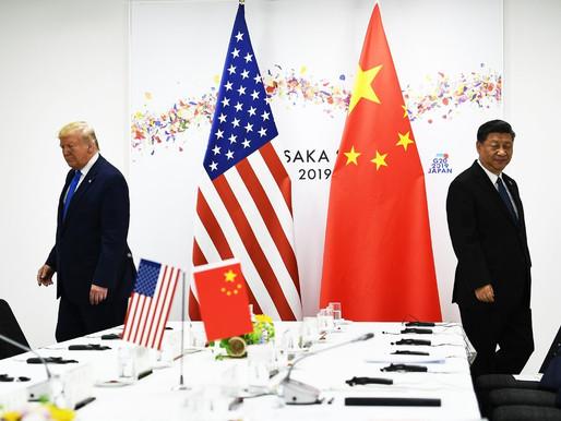 Ý Kiến: Trung Quốc và Hoa kỳ sắp ly dị