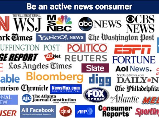 Cách phát giác thiên kiến trong các phương tiện truyền thông