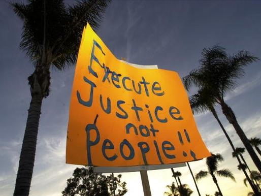 Bản án tử hình và một lịch sử của bất bình đẳng sắc tộc.