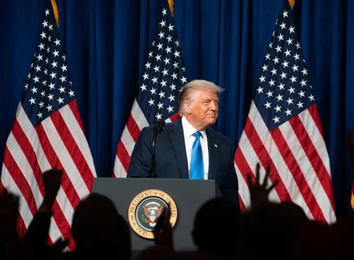"""Quan điểm: Lời tuyên bố """"12 năm nữa"""" của Trump cho thấy ông chẳng khác gì các nhà lãnh đạo độc tài"""