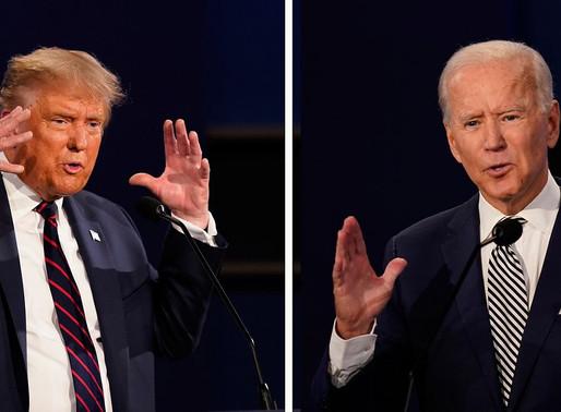 Ủy ban tranh luận Tổng thống sẽ cắt microphone của Trump và Biden