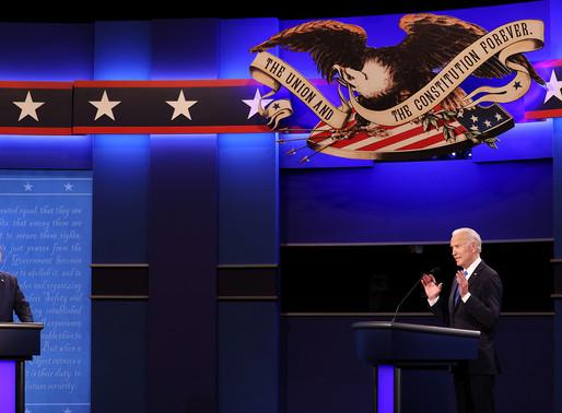 Những điểm nổi bật trong cuộc tranh biện cuối cùng giữa Trump và Biden