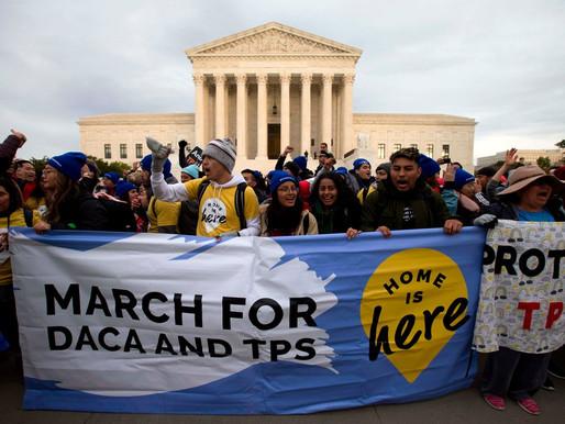 Chính sách DACA là gì? Tại Sao Được Tối Cao Pháp Viện Đề Cập Đến?