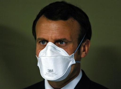 Macron tuyên bố tình trạng khẩn cấp và ban hành lệnh giới nghiêm vì các ca nhiễm COVID-19 tăng cao