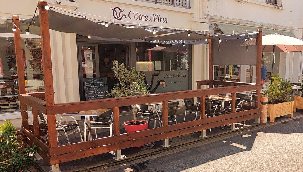 Restaurant Côtes&Vins