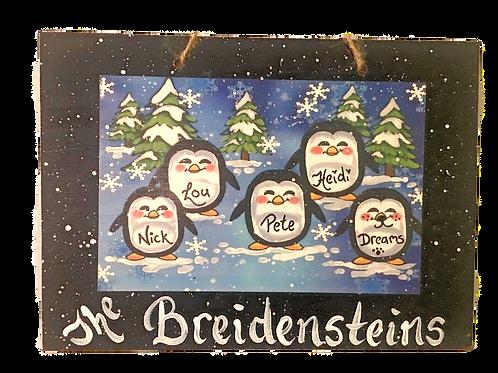 5 Penguins