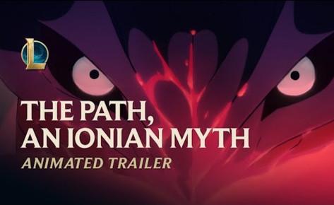 League of Legends Animated Trailer
