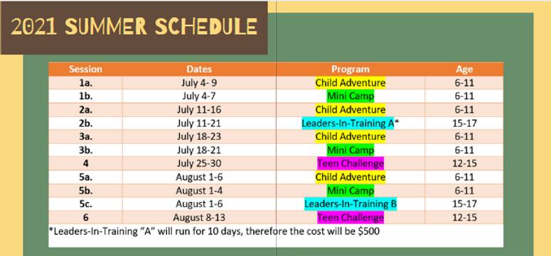 Summer schedule 2021- brochure format.pn