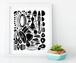lights print-01