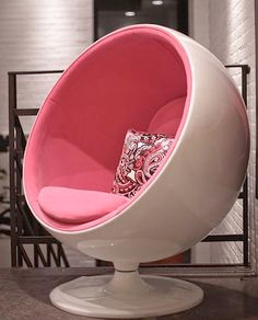 the EGG chair.