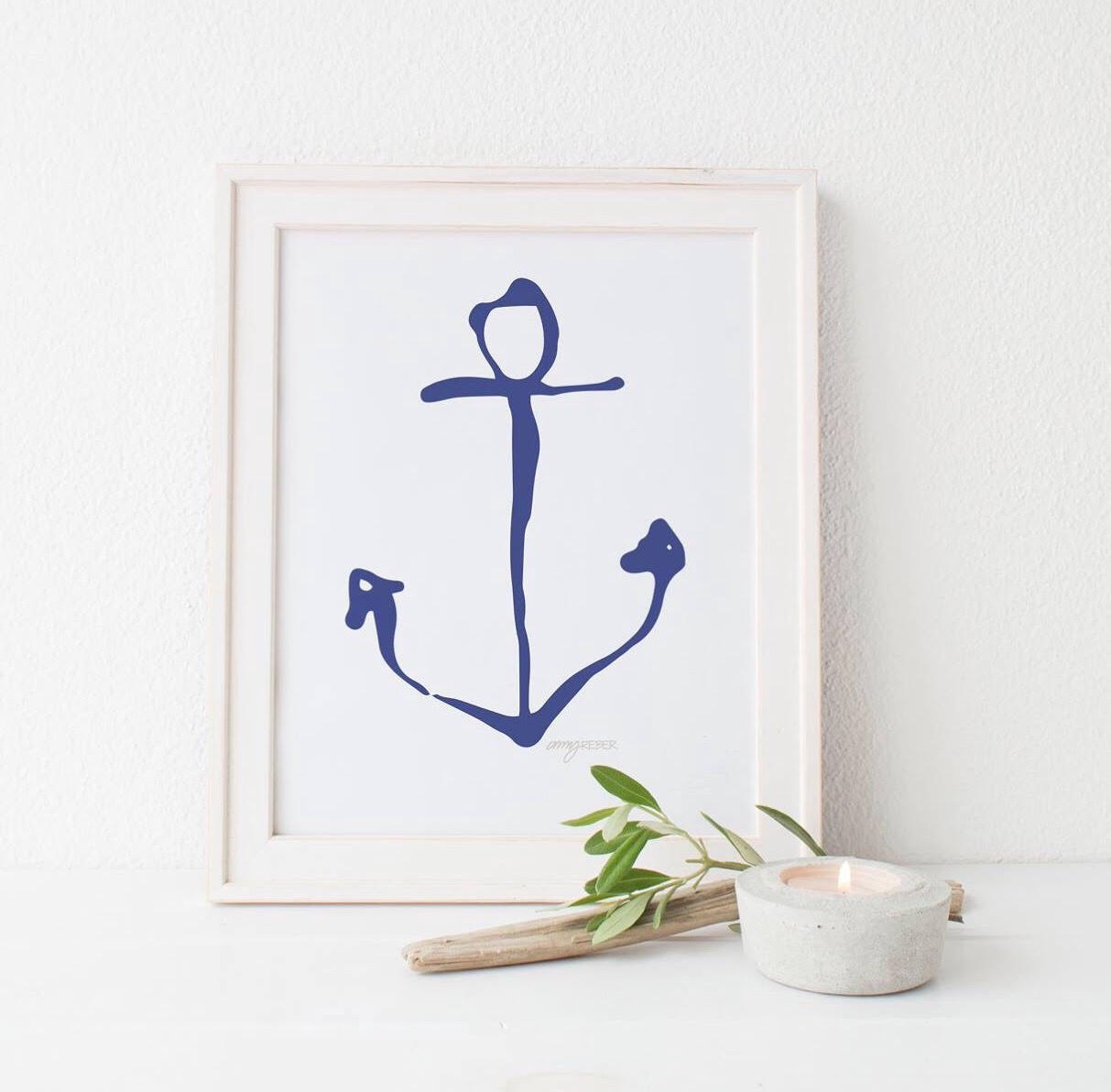 SINGLE ANCHOR