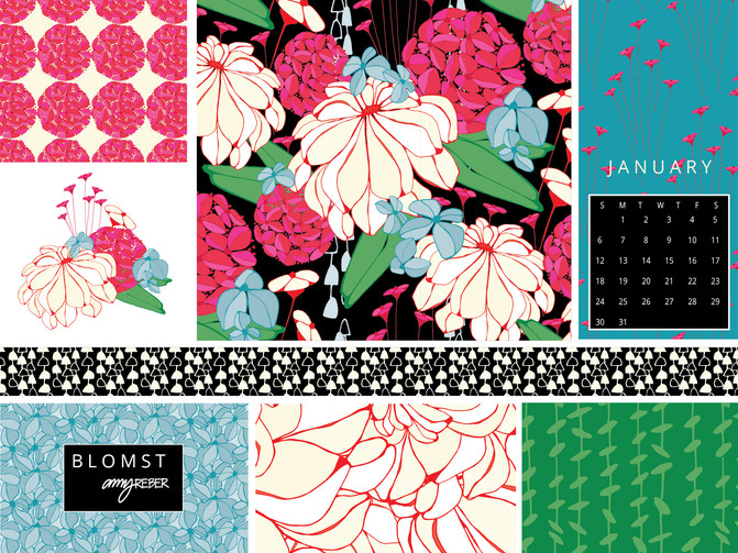 NEW COLLECTION - BLOMST and BIMINI