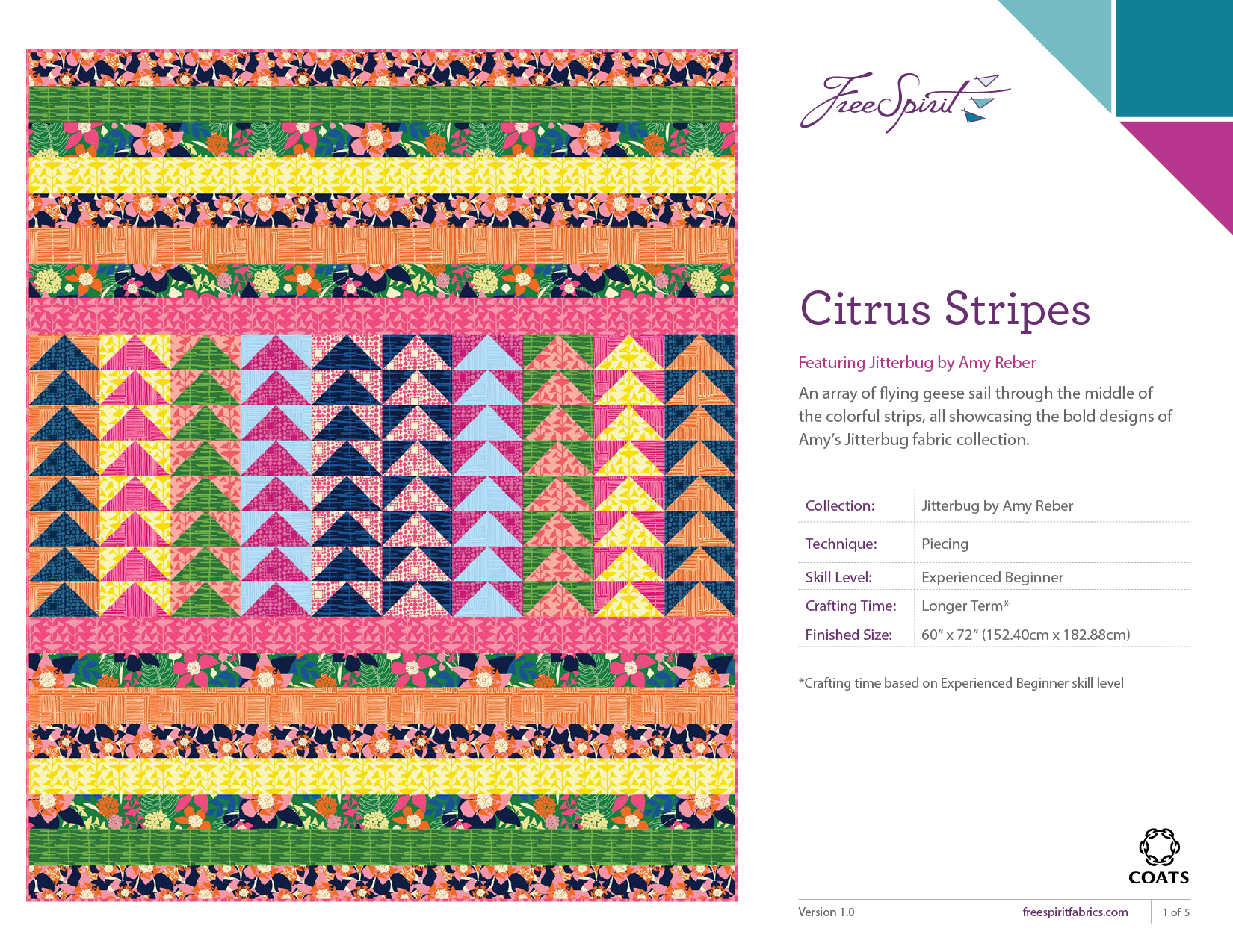 Citrus Stripes-01