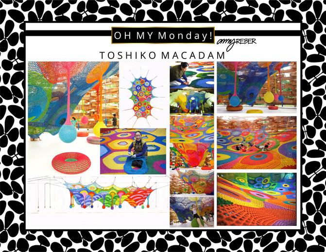 OH MY Monday - Toshiko MacAdam