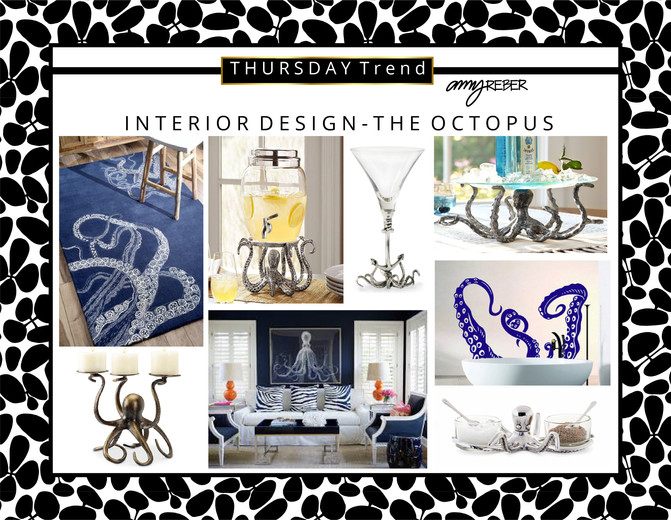 THURSDAY TREND - The Octopus