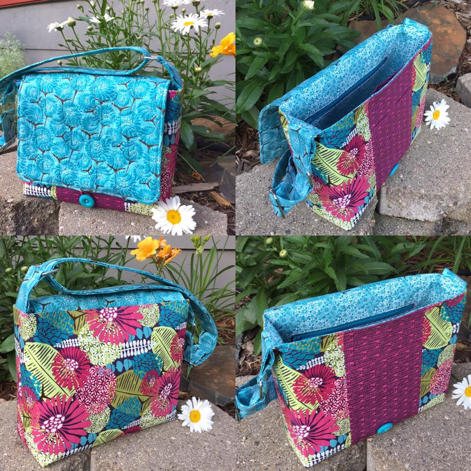 MESSENGER BAG POSY