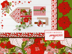 IVORY WOODS CHRISTMAS - CARDS - AMYREBER-01