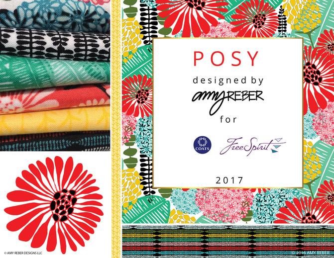 FAB ANNOUNCEMENT Friday! Free Spirit Fabrics
