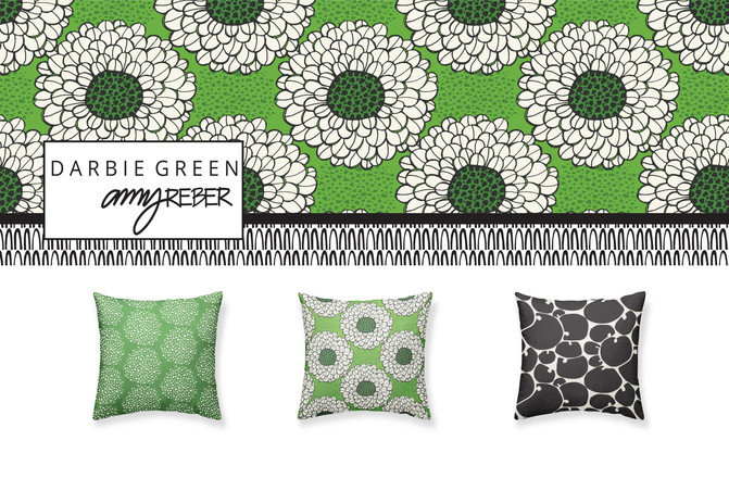 COLLECTION OF THE WEEK - DARBIE GREEN
