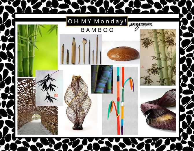 OH MY Monday - BAMBOO!