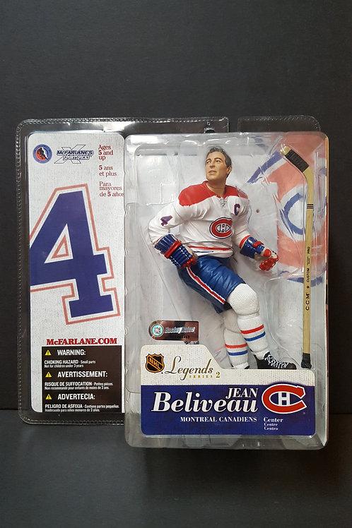 2005 Jean Beliveau Hockey Action Figure *Varient