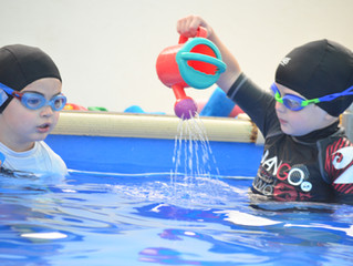 How long will it take for my child to learn to swim?