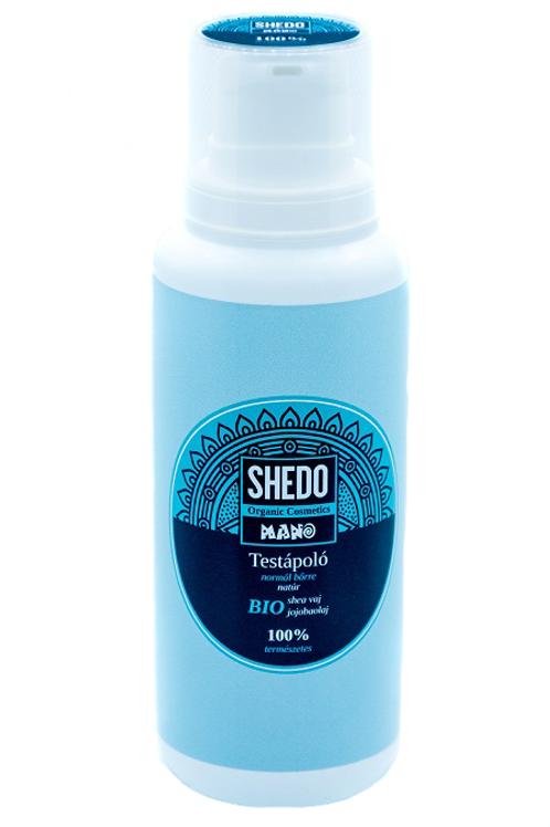 SHEDO Manó Testápoló normál bőrre natúr