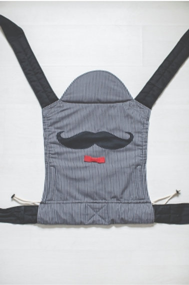 My Moustache Babahordozó