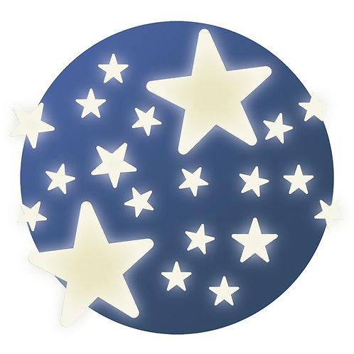Djeco éjjeli csillagok-világít a sötétben