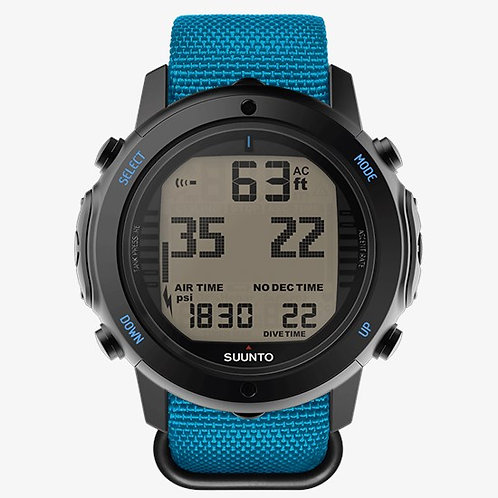 Special Collection - Suunto D6i Novo Instructor Blue Zulu