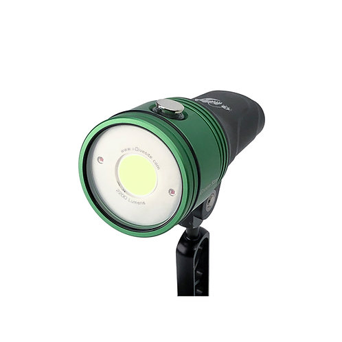 iDivesite Photo/Video Lights - Fish-Lite Green Star GS22R