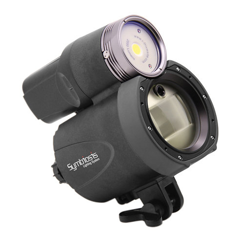 iDivesite Strobes - Symbiosis SS-2 (GN32+4000 Lumens)