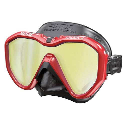 Seac Sub Mask - Italica Asian Fit Mirrored