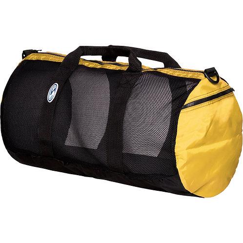 Stahlsac Bag - 22″ Mesh Duffel (Yellow)