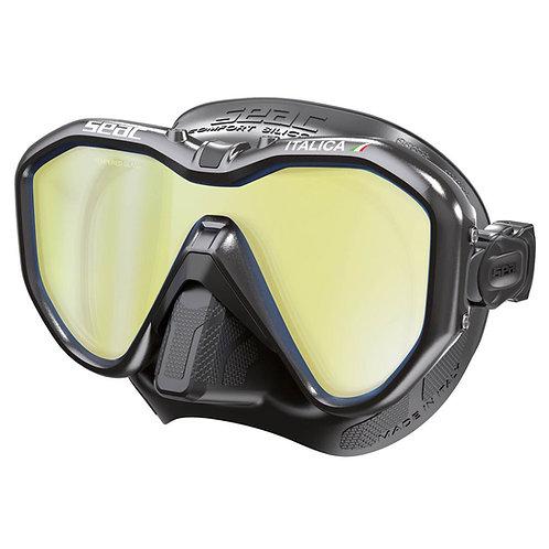 Seac Sub Mask - Italica Mirrored