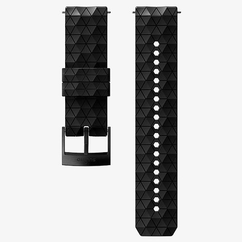 Suunto Accessories - 24MM Explore 2 Silicone Strap (M)